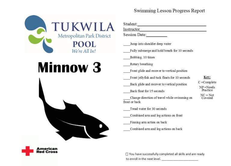 Minnow 3 RC Website