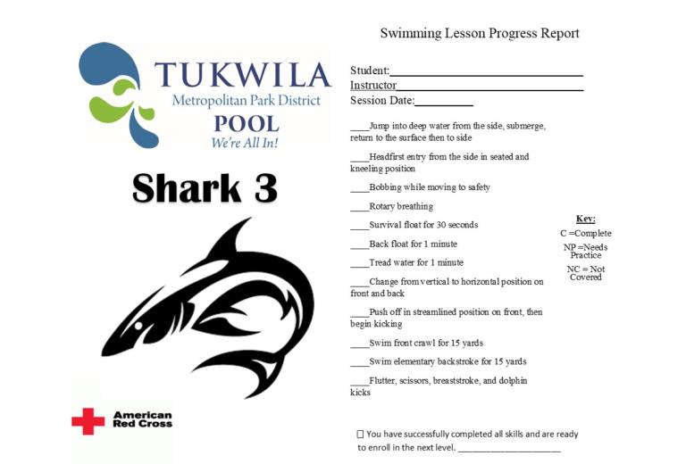 Shark 3 Website